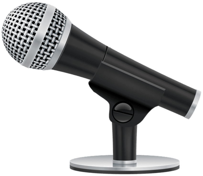 Microphone clipart studio microphone. Png free images toppng