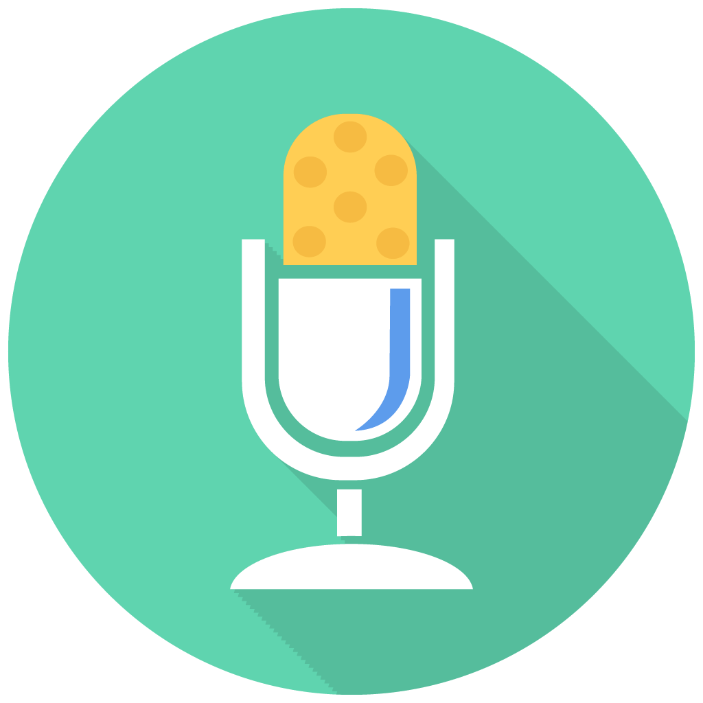 Microphone clipart news. Free android mic icon