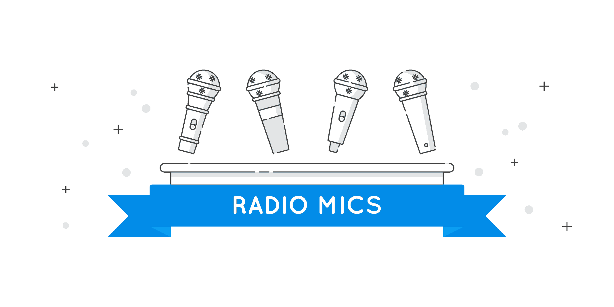 Microphone clipart talk show. Of the best