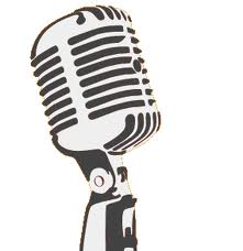microphone clipart voice actor