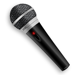 Microphone clipart. Transparent png pictures free
