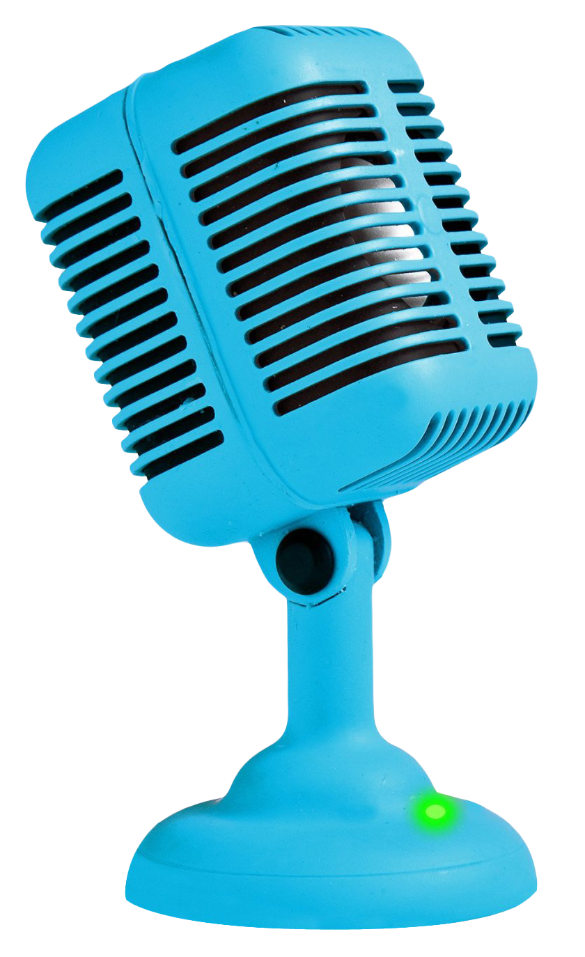 Podcast mic png. Microphone image purepng free