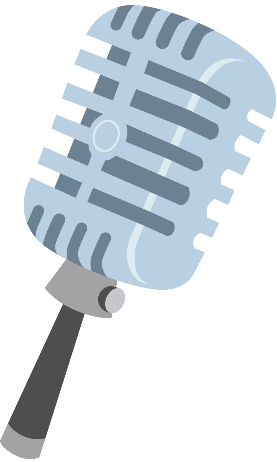Microphone png cartoon. Image