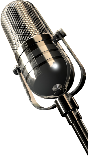 Microphone png comedy. Open mic stand up