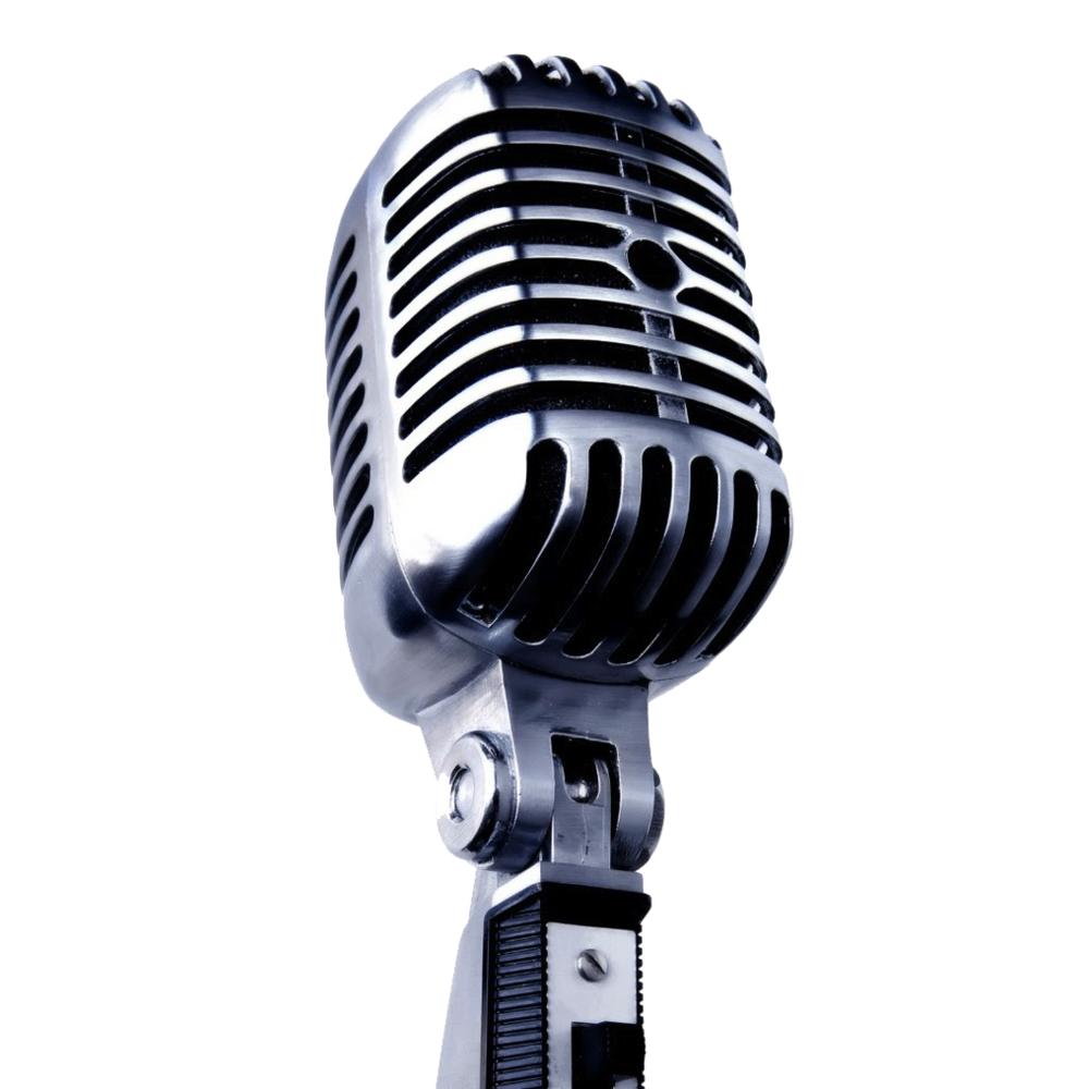Png microphone. Mic images transparent free