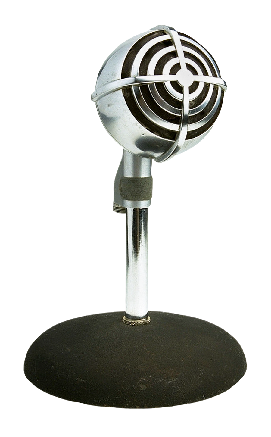 Microphone png transparent. Retro style image purepng