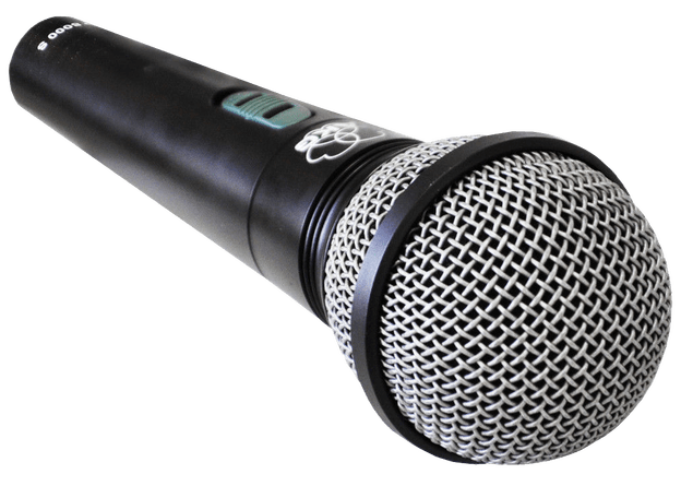 transparent mic entertainment