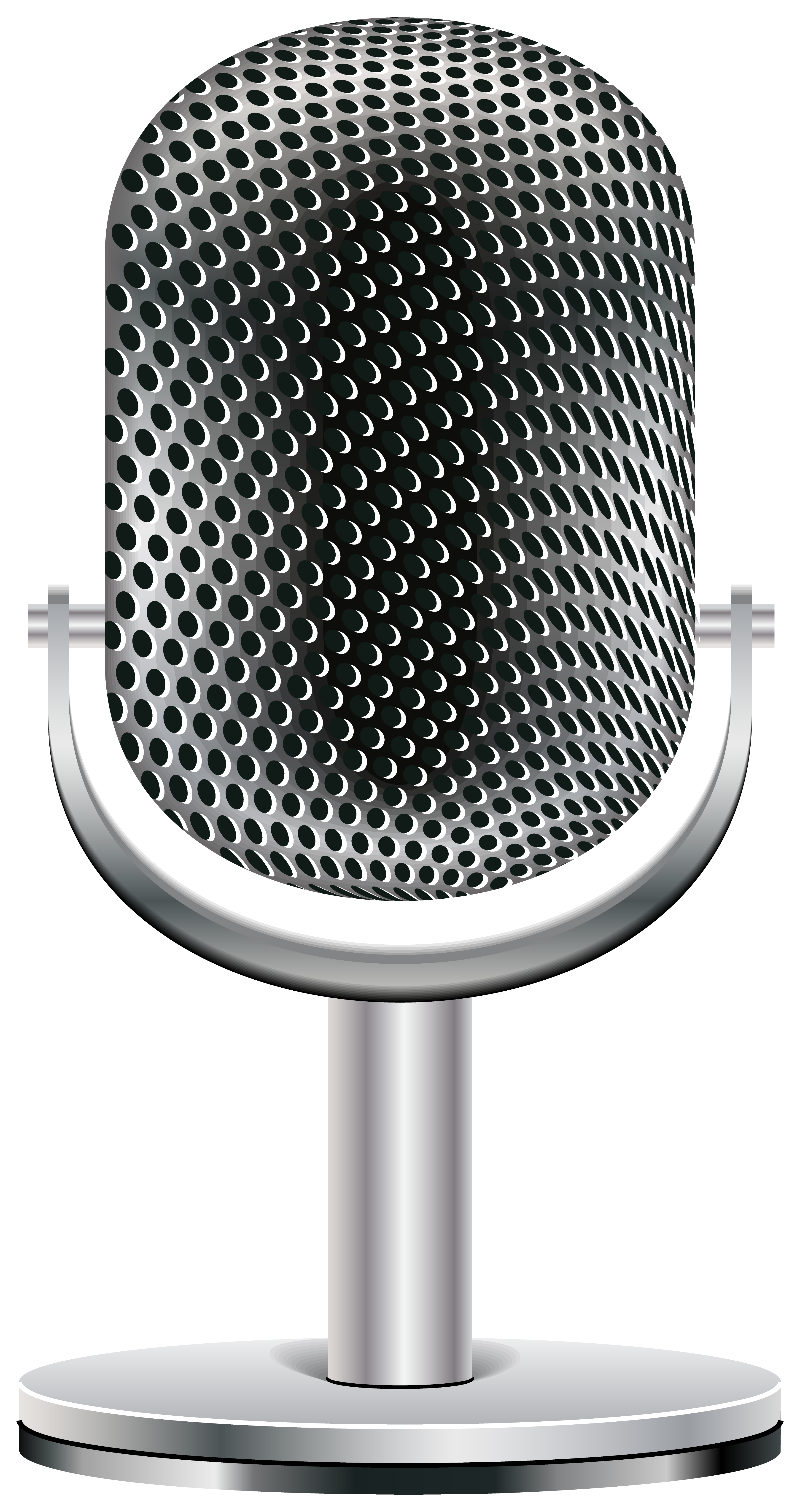 Microphone transparent png. Clip art image gallery