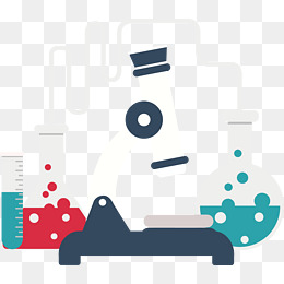Microscope clipart science equipment. Laboratory png images vectors