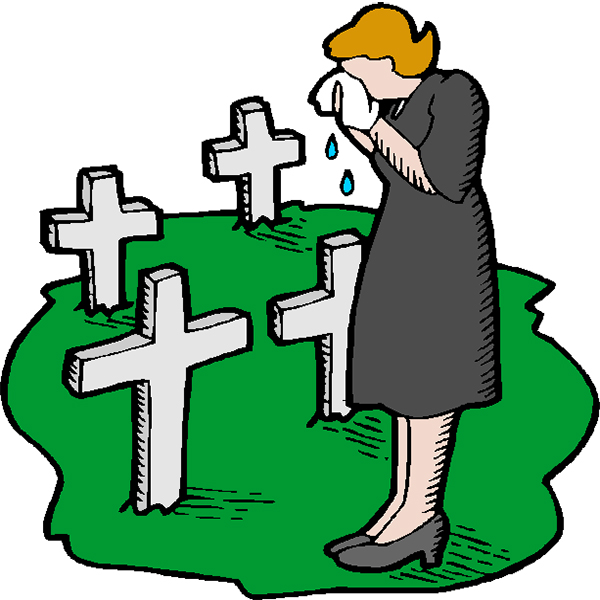 microsoft clipart death rate