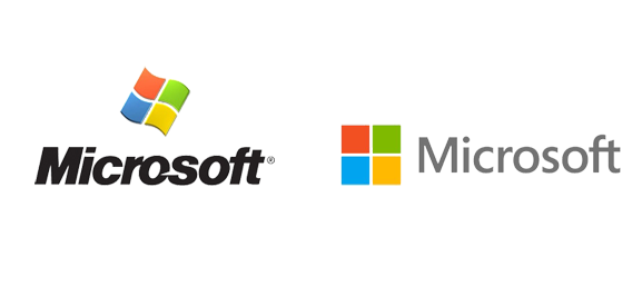 Microsoft logo transparent png. Old and new free