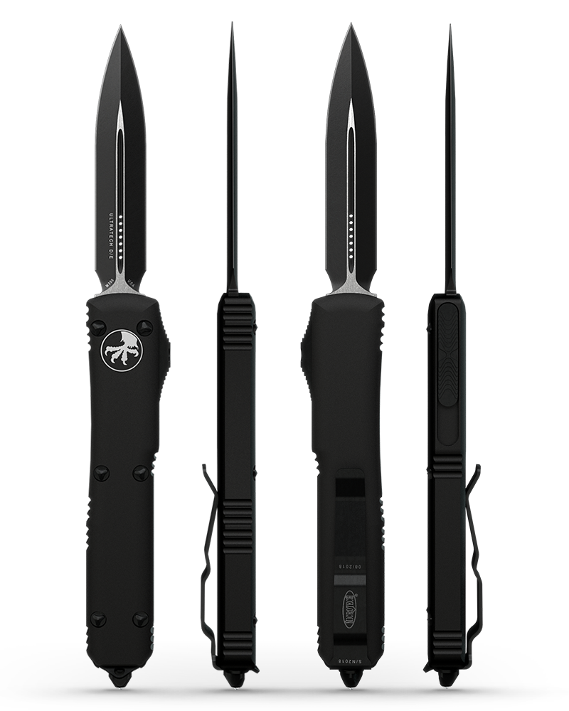 Microtech vector. Ultratech knives specifications