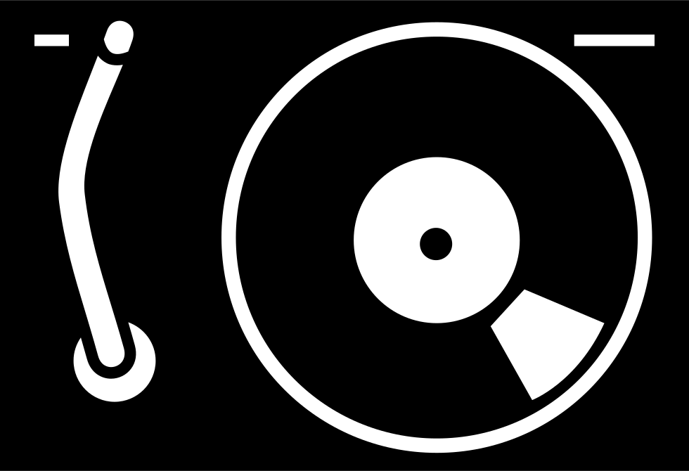 Microtech vector vintage. Music player svg png
