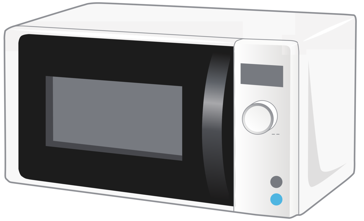 Microwave ovens convection cooking. Oven clipart svg free