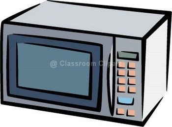 Microwave clipart cute. Drawing at getdrawings com