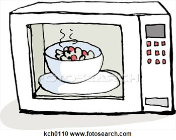 Microwave clipart heating. To heat up