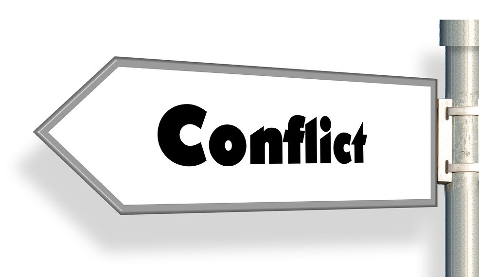 Conflict clipart. Why is a of