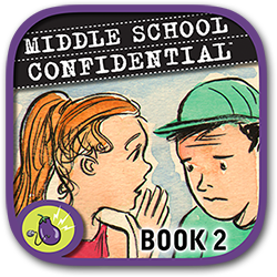 Middle clipart middle school friend. Electric eggplant books apps