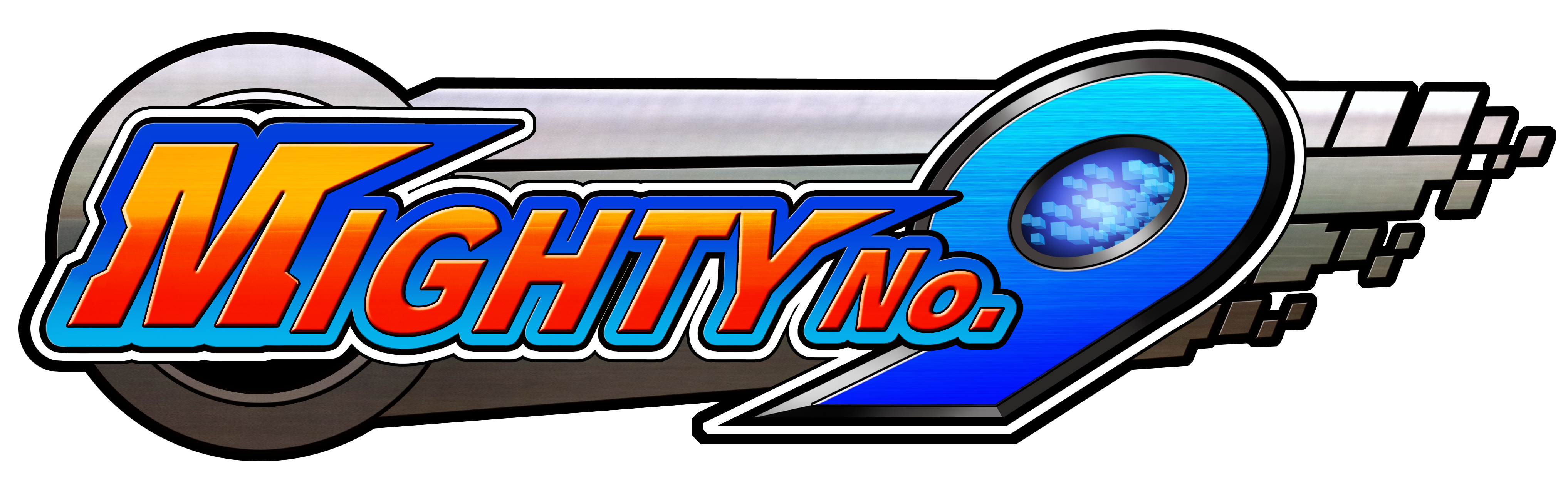 Mighty no 9 logo png. Family video game review