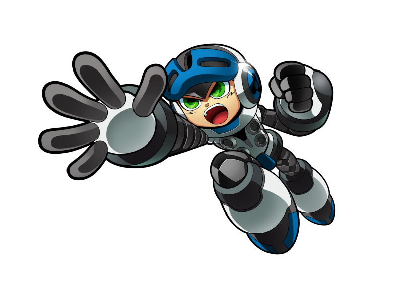 Mighty no 9 logo png. Has been delayed