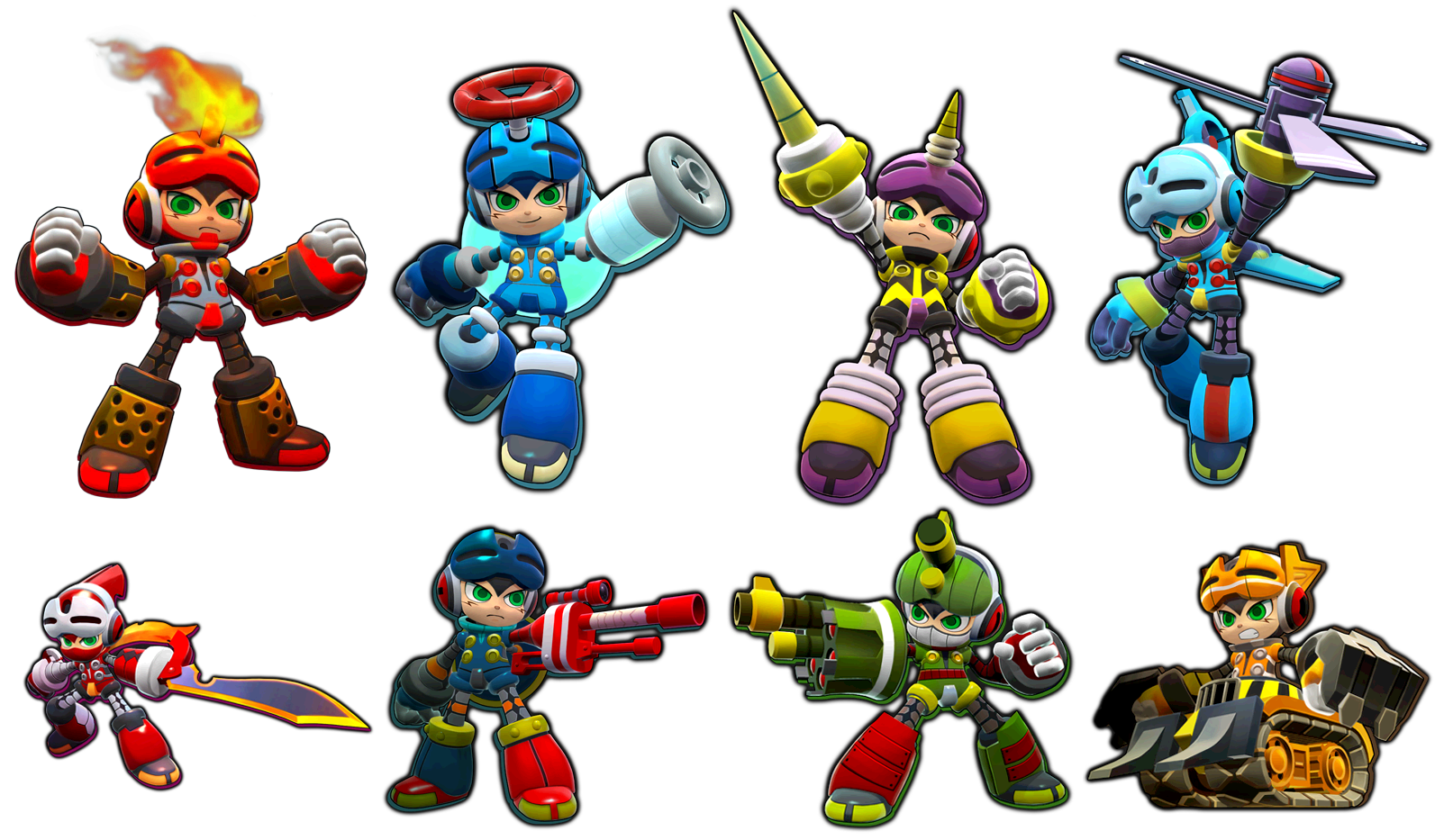 Mighty no 9 logo png. Beck s transformations know
