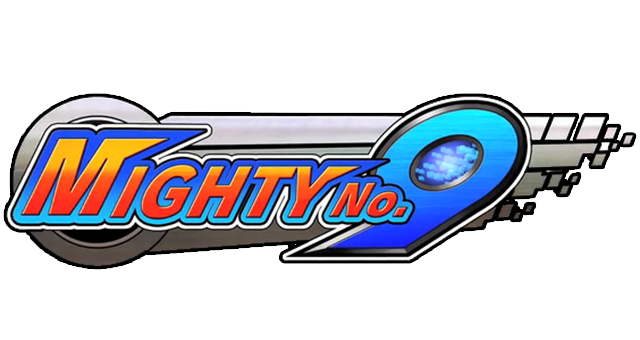 Mighty no 9 logo png. Image logopedia fandom powered