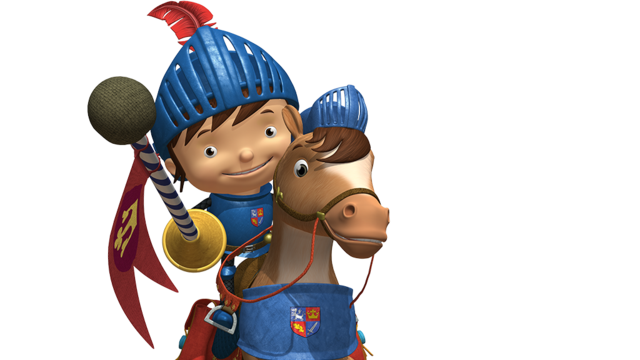 mike the knight png
