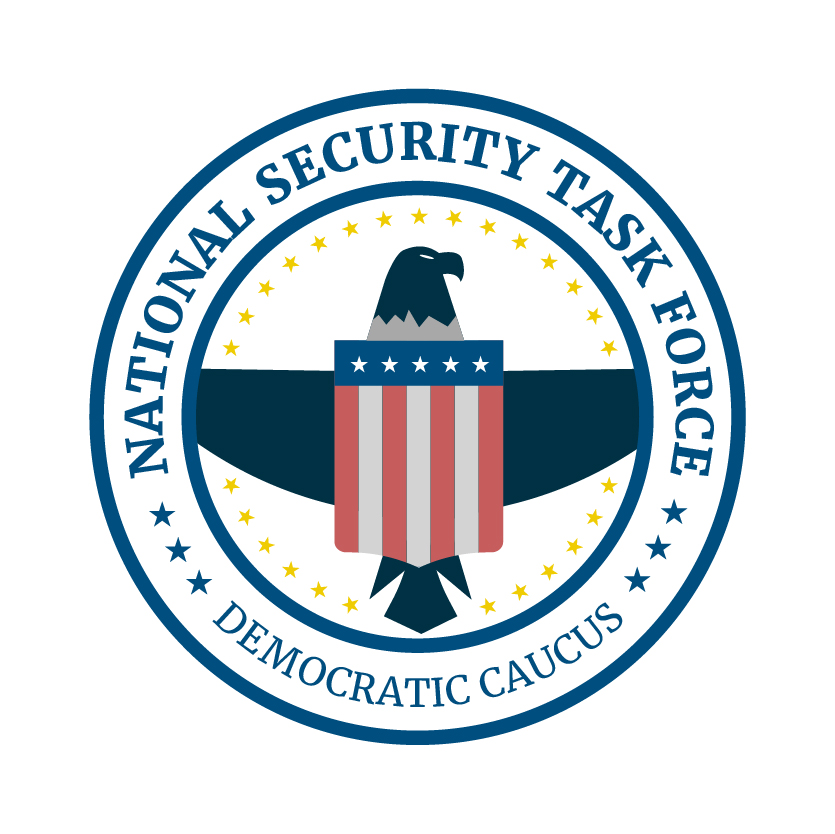 Military clipart national security. Task force house democratic