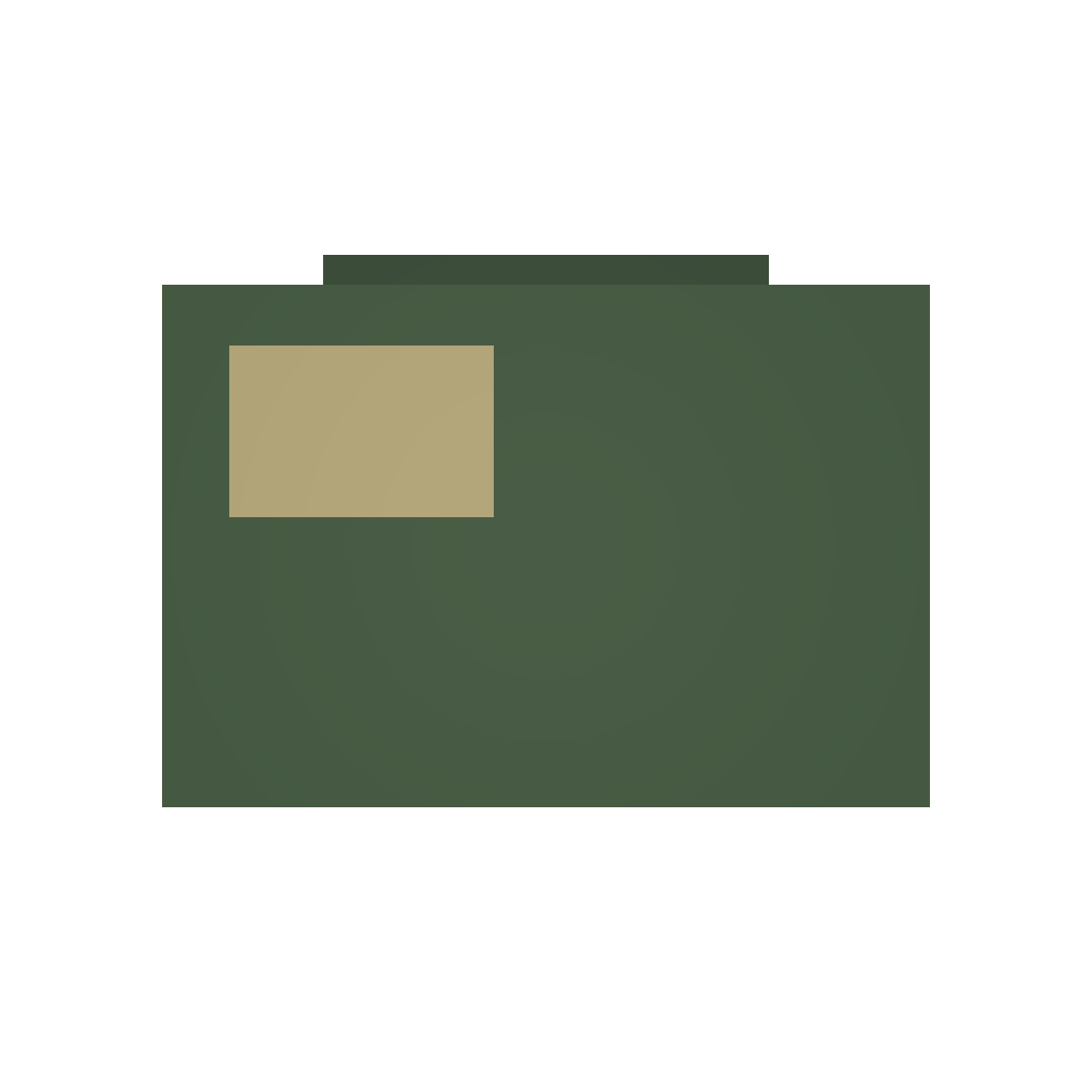 Military loot crate png. Low caliber ammunition unturned