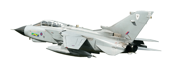 Military plane png. Tornado fighter transparent background