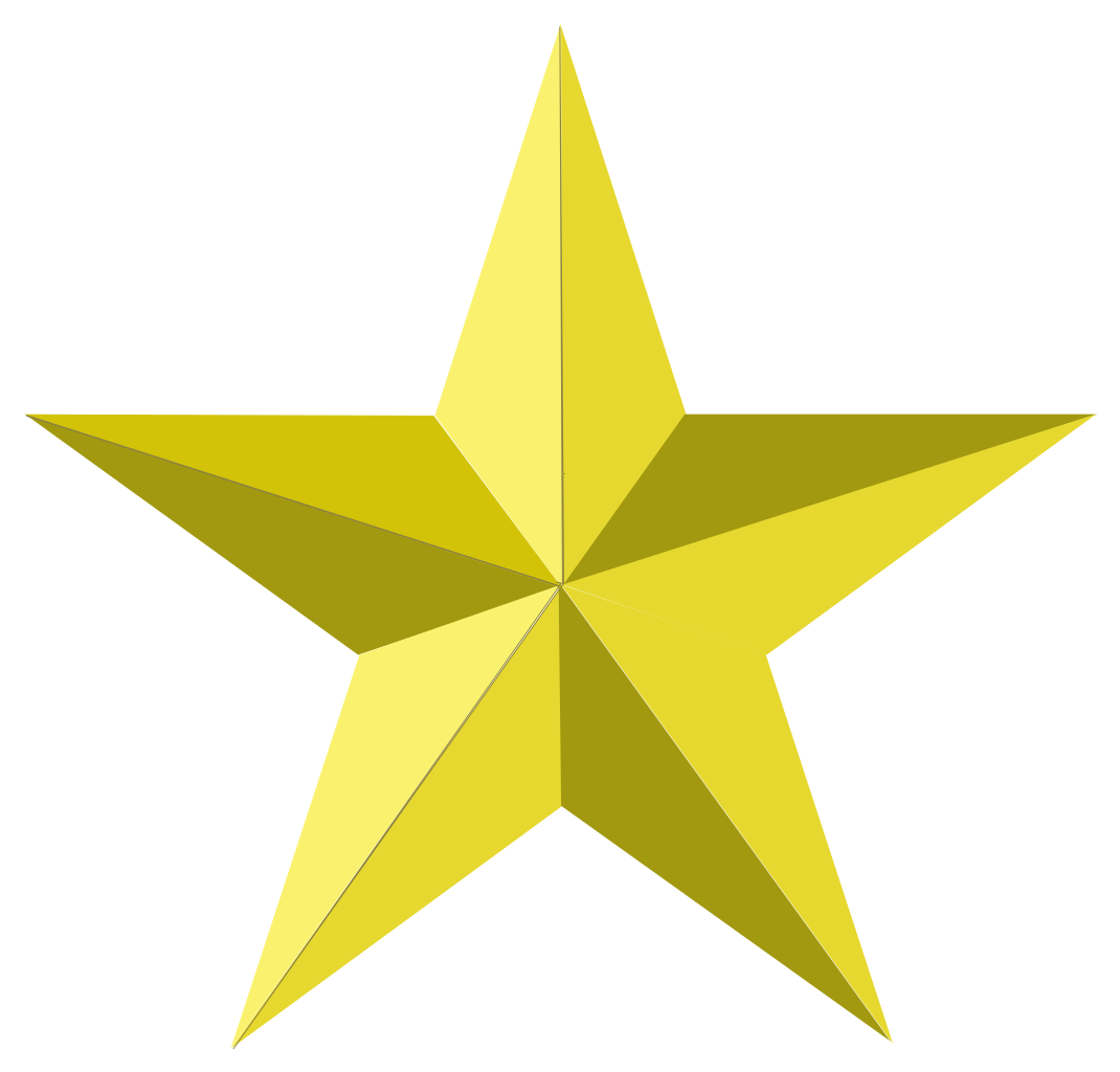 Military svg star. Px golden the