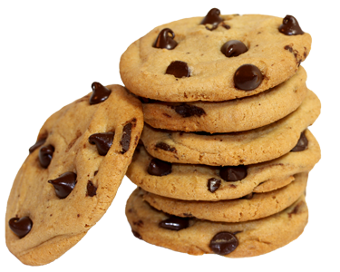 Stack of cookies png. Cookie images