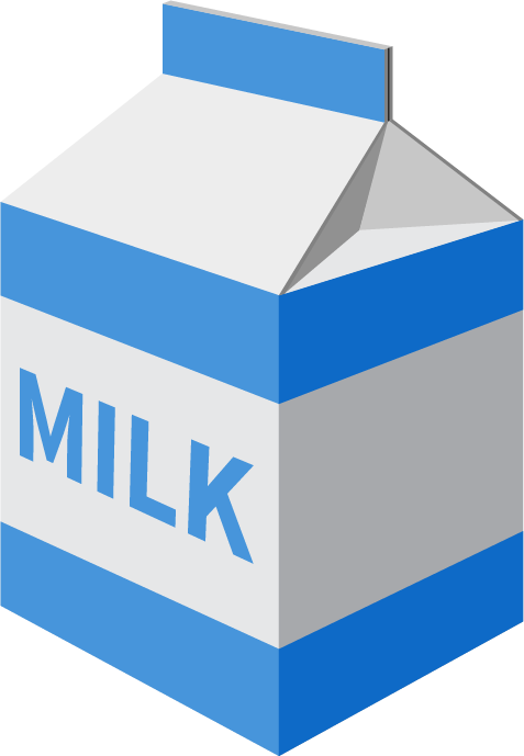 Milk carton png. Cool