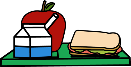 Cafeteria clipart food server. School lunch free collection