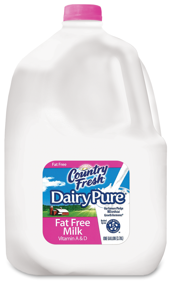 Milk clipart dairy. Country fresh dairypure fat