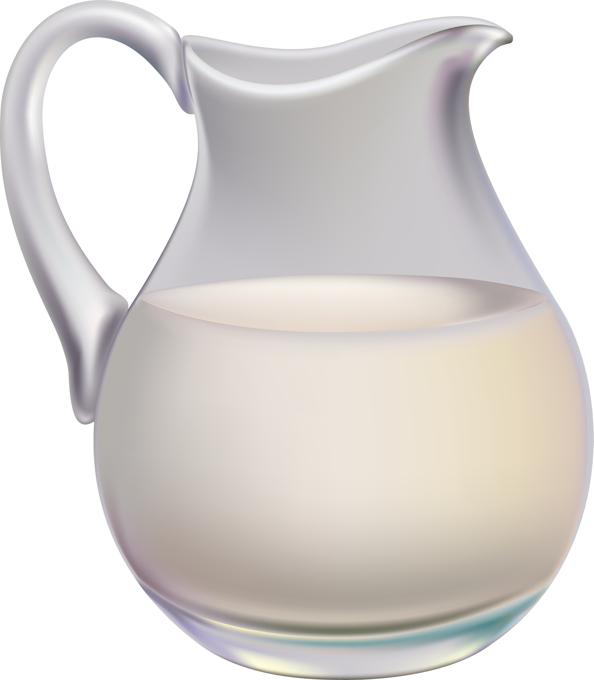 milk pitcher png