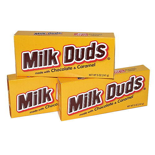 Milk dud png. Duds candy oz theater