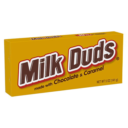 Milk duds png. Candy oz theater box