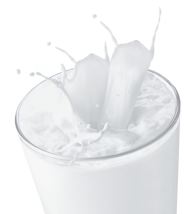 Milk glass splash png. Image mart