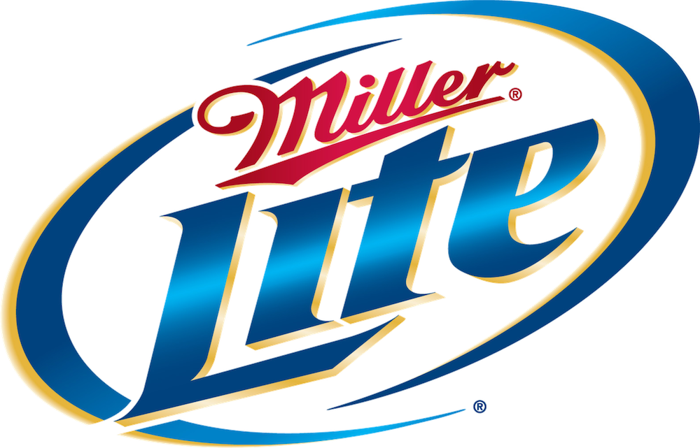 miller light label png