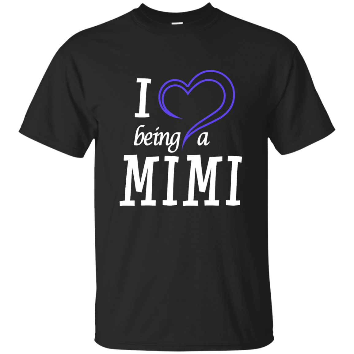 Mimi svg shirt. I love being a