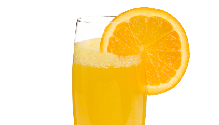 Mimosa glass png. Cocktail recipe andr