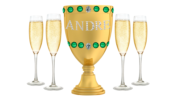 Mimosa glass png. Glassware etiquette andr champagne