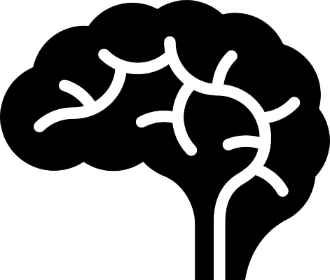 Mind clipart black and white. Brain png transparent images