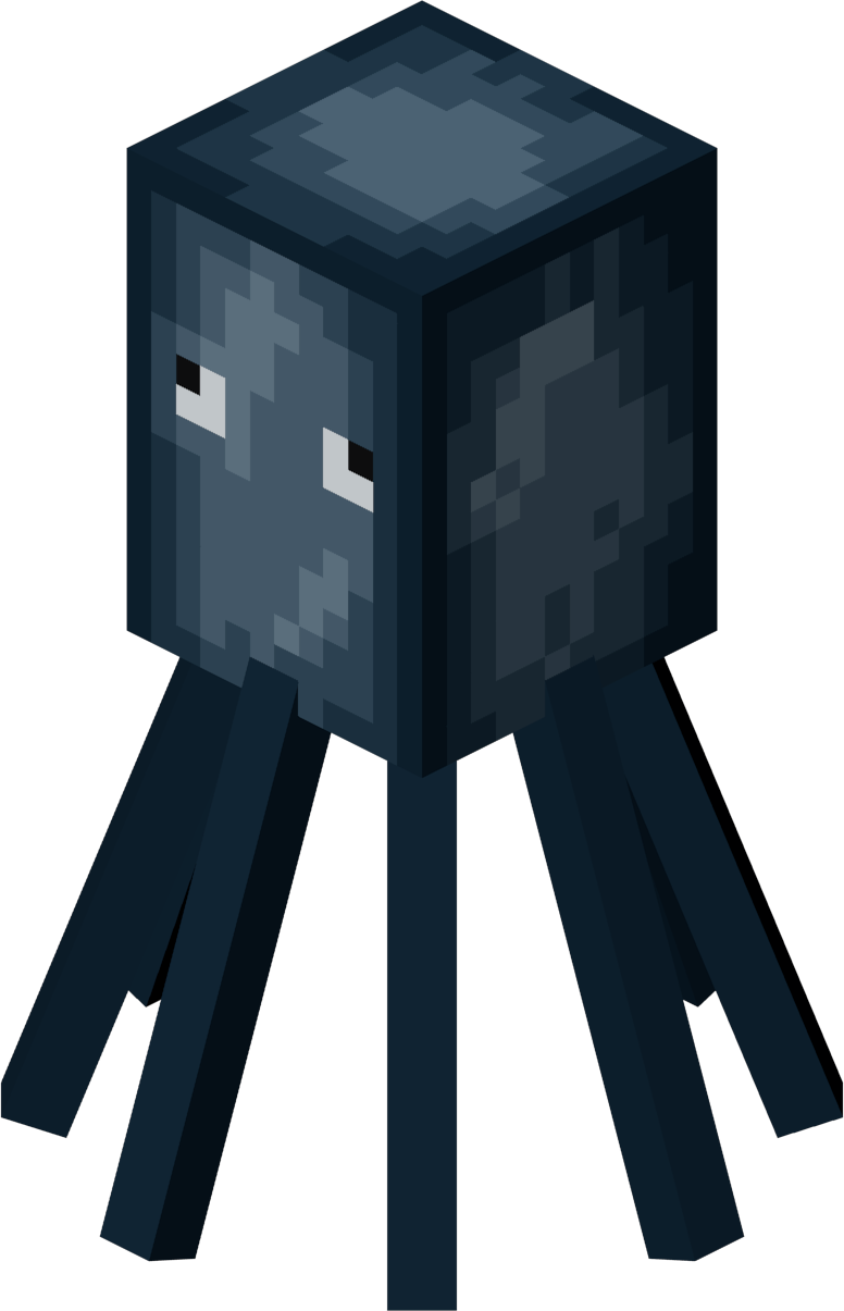 Minecraft animals png. Image squid all species
