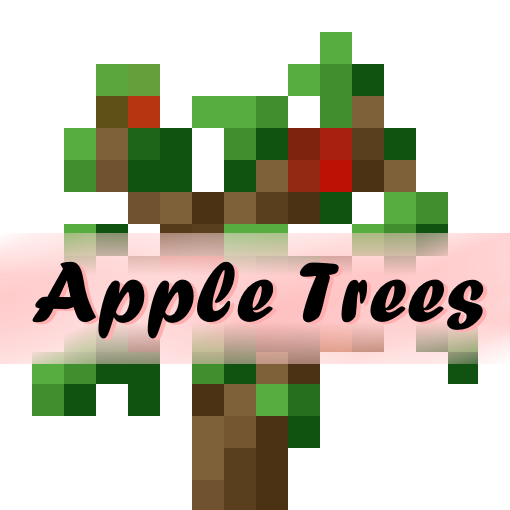 Minecraft apple png. Overview trees mods projects