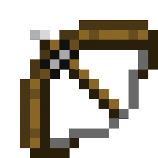 Minecraft arrow png. Petition replace knight s