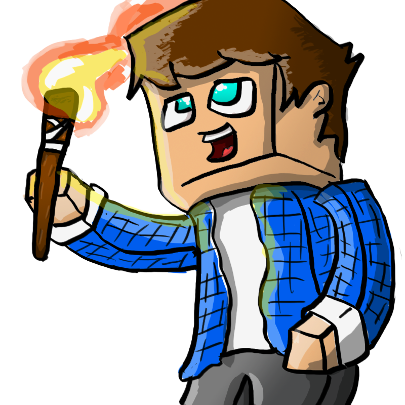 Drawing avatars minecraft. Avatar craft rafter by