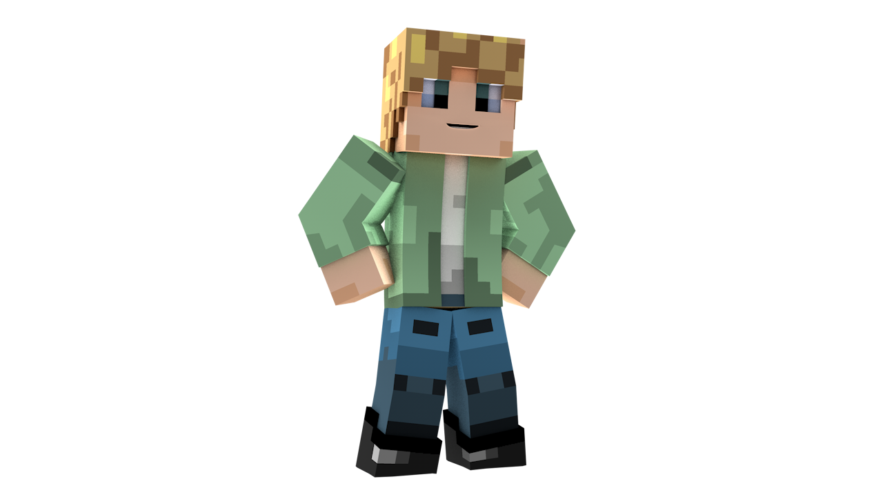 Minecraft avatar png. For your profile picture