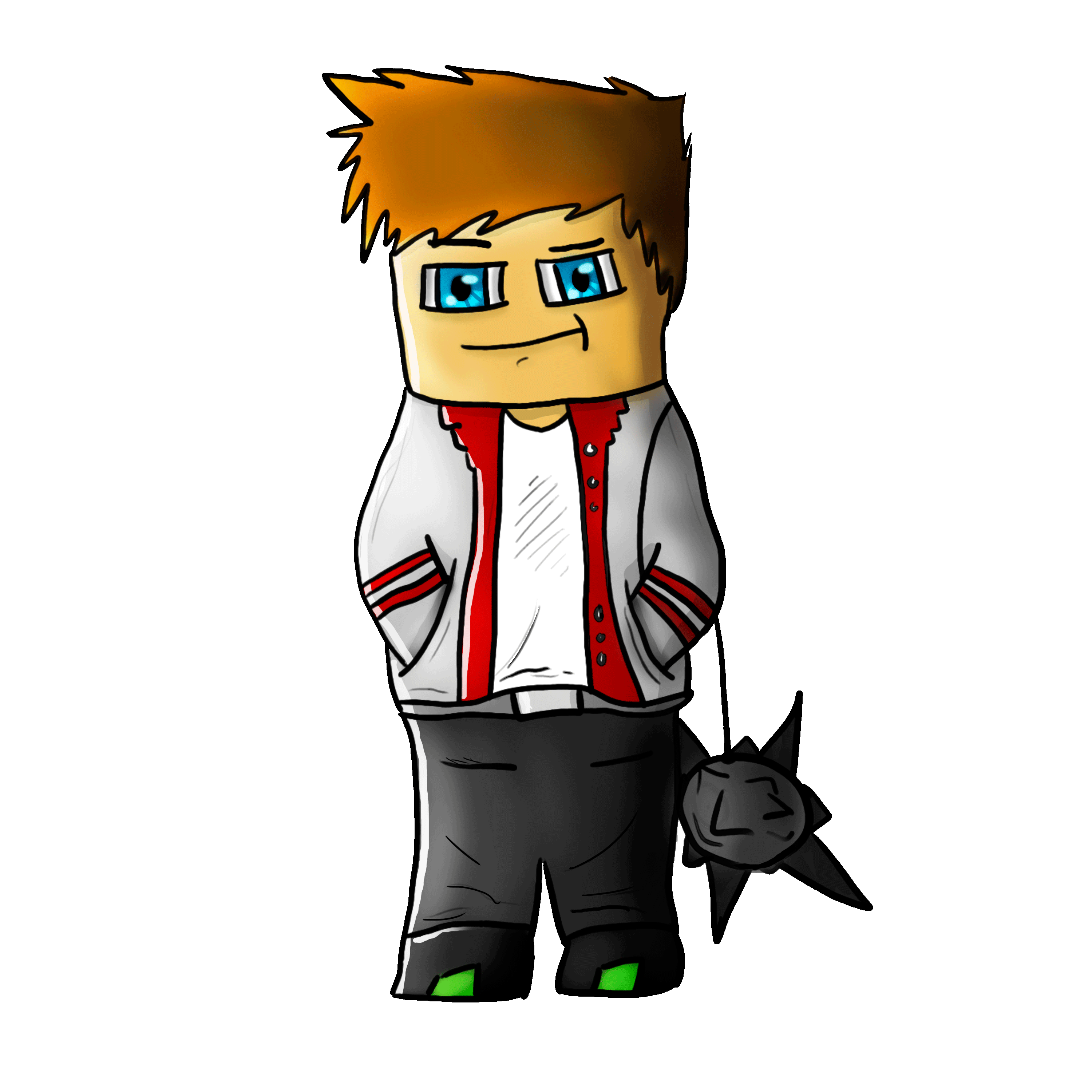 Minecraft avatar png. Nathandoestgameplays by ollyoddfarm on